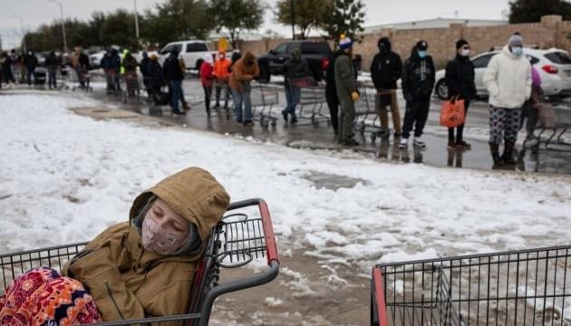 На юге США стоят рекордные морозы, жители сравнивают свою жизнь с фильмом ужасов