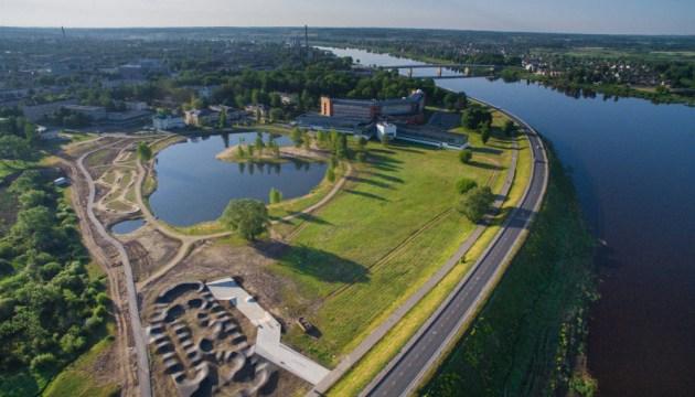 Проект парка на Эспланаде получил высокую оценку в престижном конкурсе