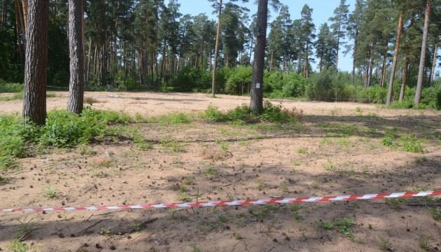 Найденные на Гарнизонном кладбище захоронения законсервированы