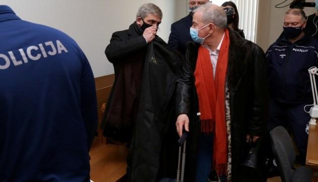 Под арест - прямо в зале суда, или В чем суть основных обвинений против Лемберга