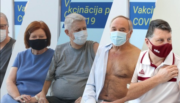 Как чувствуют себя экс-президенты после прививки вакциной AstraZeneca