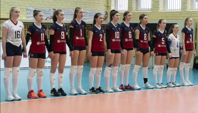 Юношеская сборная Латвии по волейболу (U-17) в первом раунде ЧЕ завоевала 5-е место, а женская юниорская сборная (U-16) – 7-е место