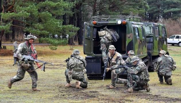 По дорогам Даугавпилса и края пройдет военная техника