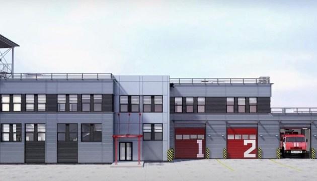 Новое пожарное депо на ул. Сигулдас появится в ближайшие 3 года (ВИДЕО)