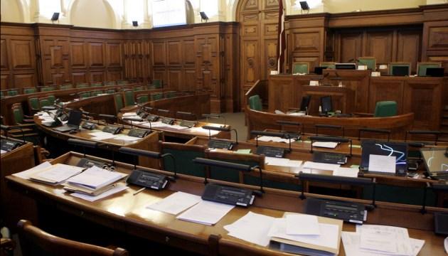 За время работы Сейма 13-го созыва административно наказана треть депутатов