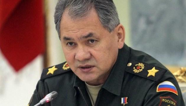 Шойгу: Россия перебросила к границам с Балтией две армии и три соединения ВДВ