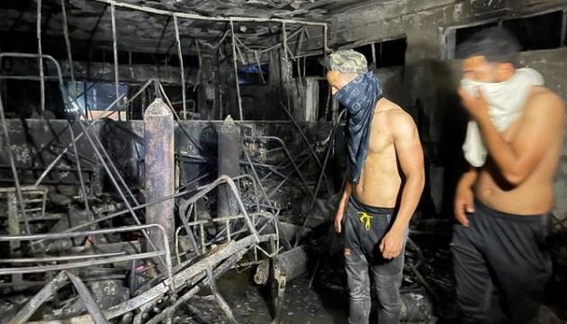 В Багдаде взрыв кислорода в больнице унес жизни более 80 человек