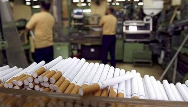 Украинцы накрутили в Даугавпилсе 15 млн сигарет
