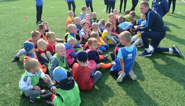 Собрано 990 подписей за создание в Даугавпилсе Футбольной академии