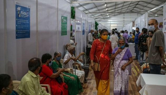 В Индии новый антирекорд связанный с коронавирусом