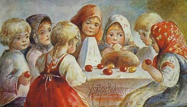 «Покатушки» и другие пасхальные традиции