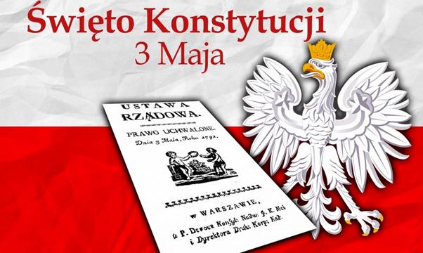 230-летие Конституции Польши - первой в Европе и второй в мире