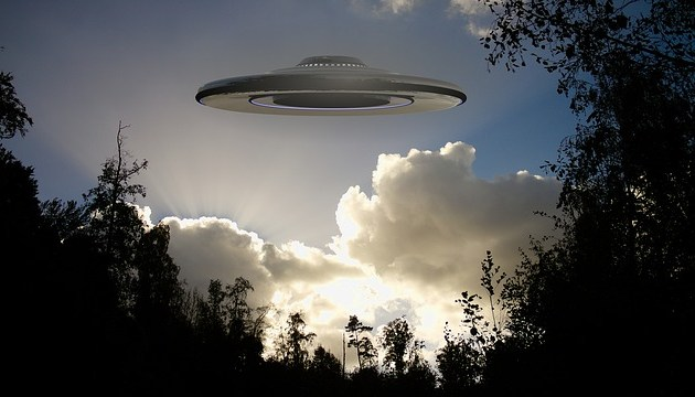 """Жительница Резекне рассказала, что видела """"НЛО"""". Что это было?"""
