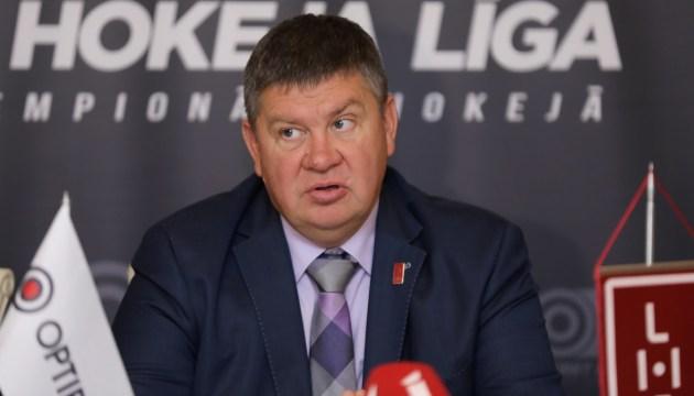 """Глава Федерации хоккея Латвии: """"Политики используют спорт для достижения своих целей"""""""