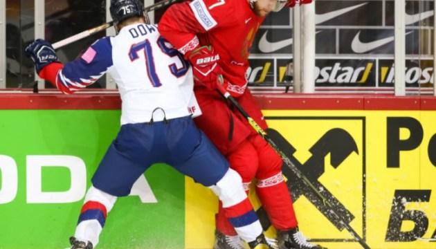 ЧМ по хоккею-2021: Британцы потеснили белорусов
