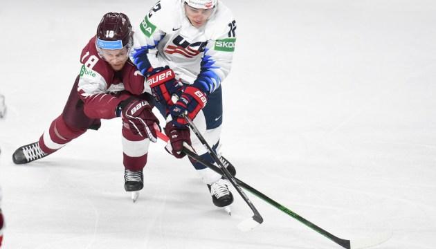 ЧМ по хоккею-2021: Латвия провалила второй период