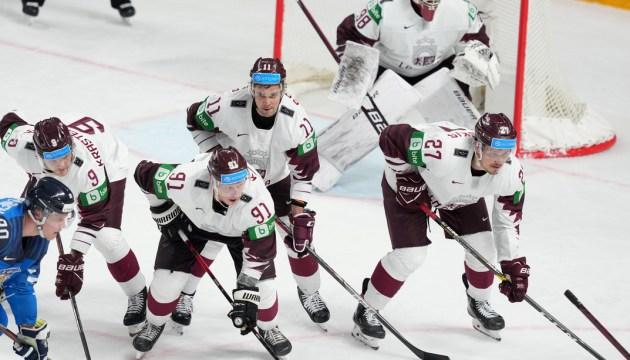 ЧМ по хоккею-2021: Латвия дала бой сборной Финляндии