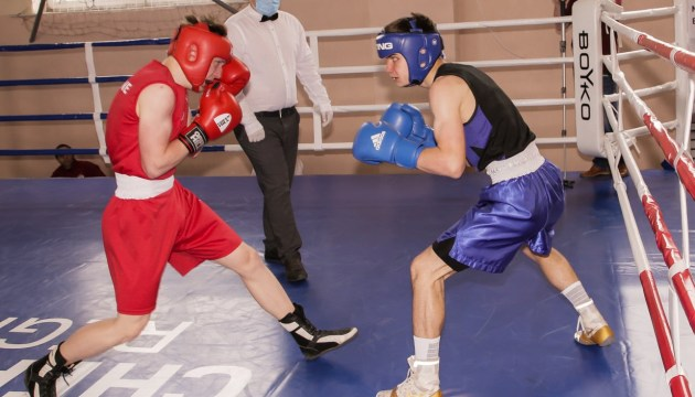 Даугавпилсские боксеры привезли с Украины несколько золотых медалей