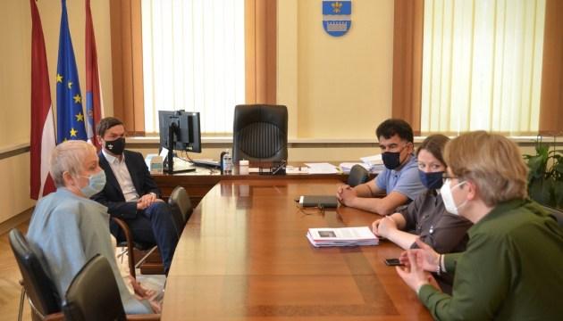 Даугавпилс посетил режиссер Мариинского театра