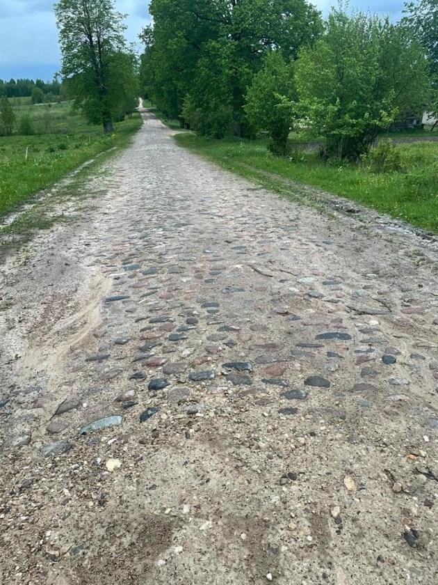 Фотофакт: «Царская» дорога утратила прежний лоск