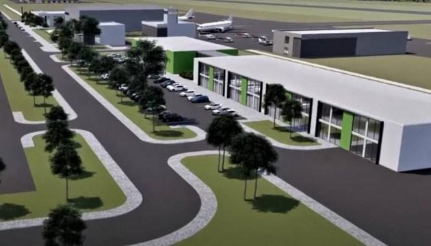 Объявлен конкурс на проектирование индустриального парка в Лоциках