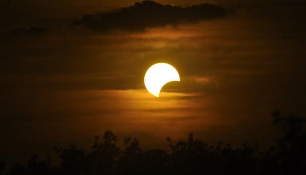 10 июня состоится солнечное затмение