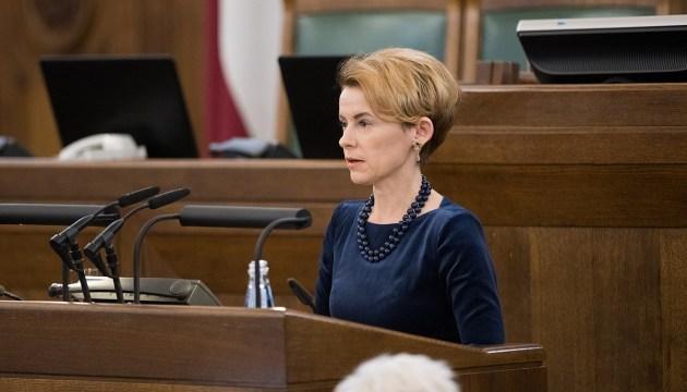 Мария Голубева официально стала министром внутренних дел