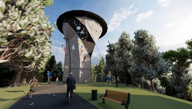 В Огре планируют построить скалодром стоимостью более чем полмиллиона евро