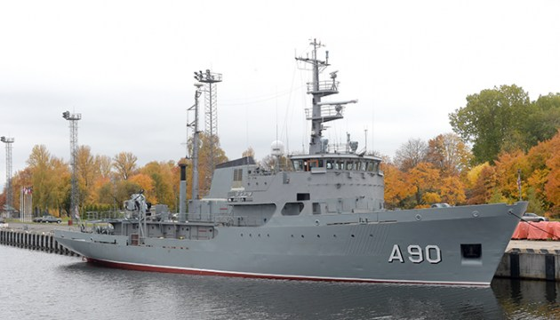 В Балтийском море начались масштабные военные учения