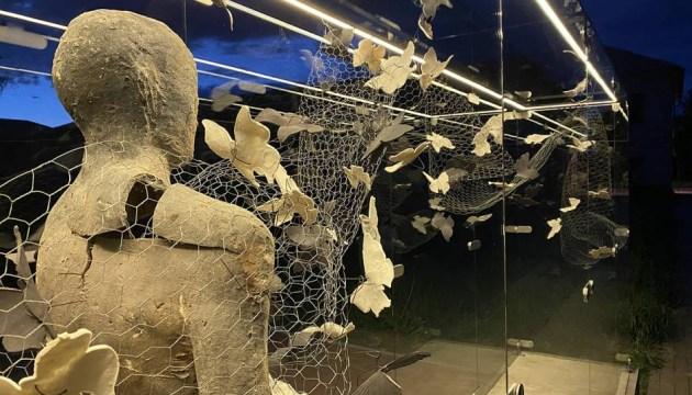 Новая экспозиция в стеклянной галерее Крепости