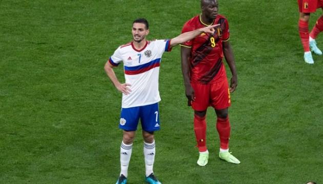 Впервые за 13 лет Россия проиграла первый матч на ЕВРО, зрители освистали Бельгию
