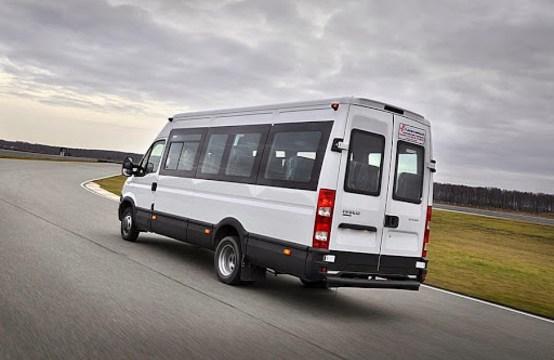 Daugavpils satiksme закупает новые микроавтобусы