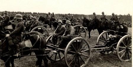Староверы в латвийской армии