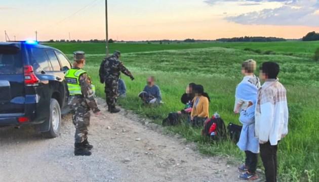 Литва на границе с Беларусью будет строить стену