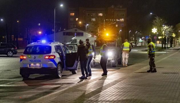Полиция сосредоточила контроль на приезжих и массовых мероприятиях