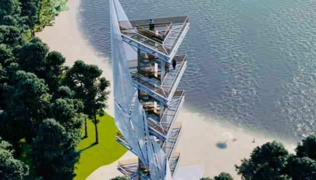 Самой высокой башни в Латвии на берегу озера Стропы пока не будет
