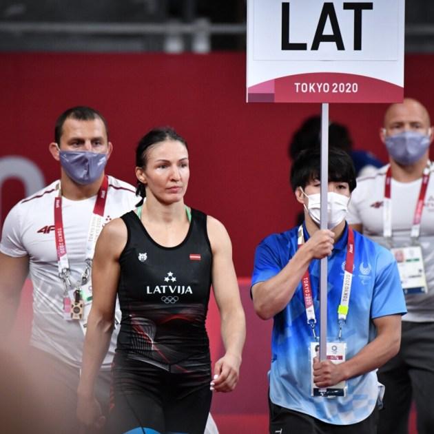 До бронзы две победы: Григорьева продолжает борьбу на Олимпиаде