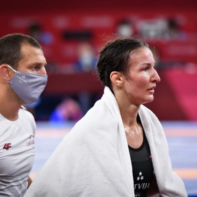 У Анастасии Григорьевой - 5-е место на Олимпиаде