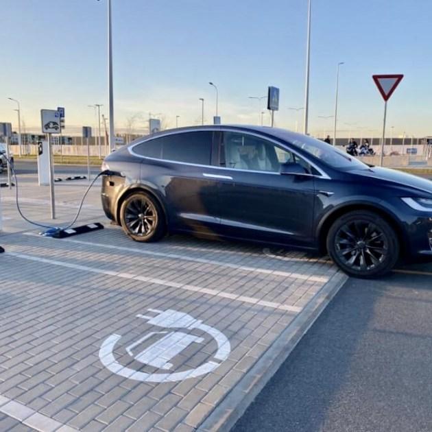 Купите электромобиль - государство заплатит 4,5 тыс. евро!