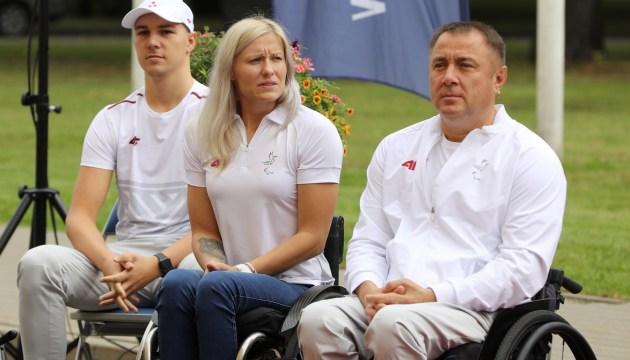 Дадзите завоевала серебро в метании диска на Паралимпийских играх в Токио