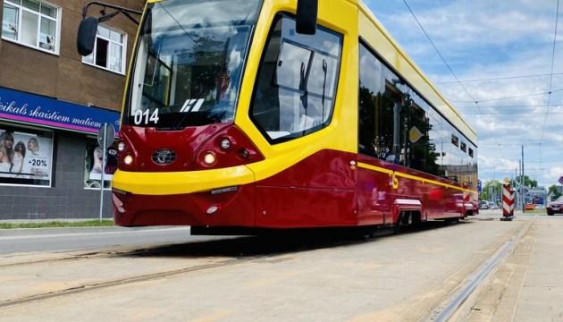 Максимальное количество пассажиров в общественном транспорте уменьшено до 65%
