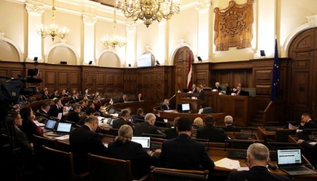У пяти депутатов Сейма нет Covid-сертификатов