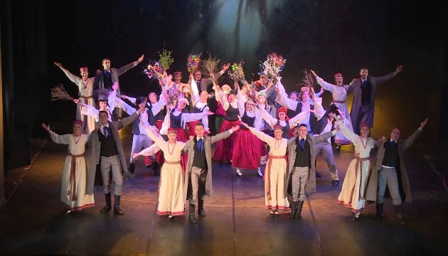 Laima приглашает танцоров, желающих стать частью знаменитого коллектива