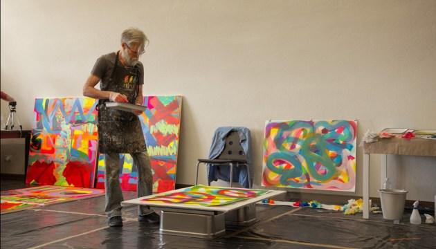 Стартовал 17-й Международный симпозиум живописи «Марк Ротко 2021»