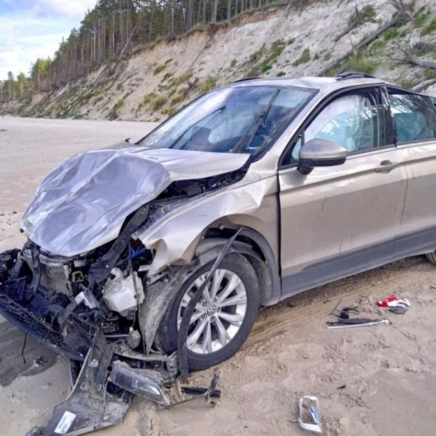 Разбитая машина и мертвый мужчина на берегу: ищут очевидцев трагедии в Юркалне