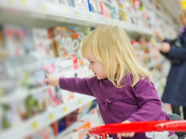 В супермаркет с ребенком младше 12 лет — разрешено?
